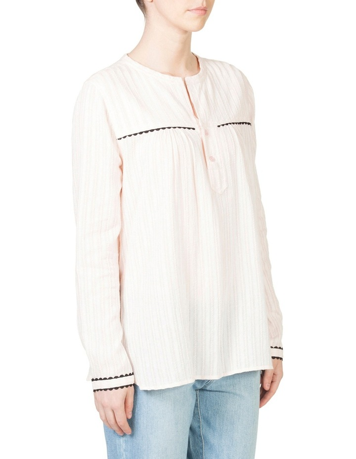Tab Front Blouse image 2