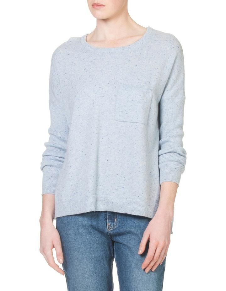 Cashmere Box Sweater image 1