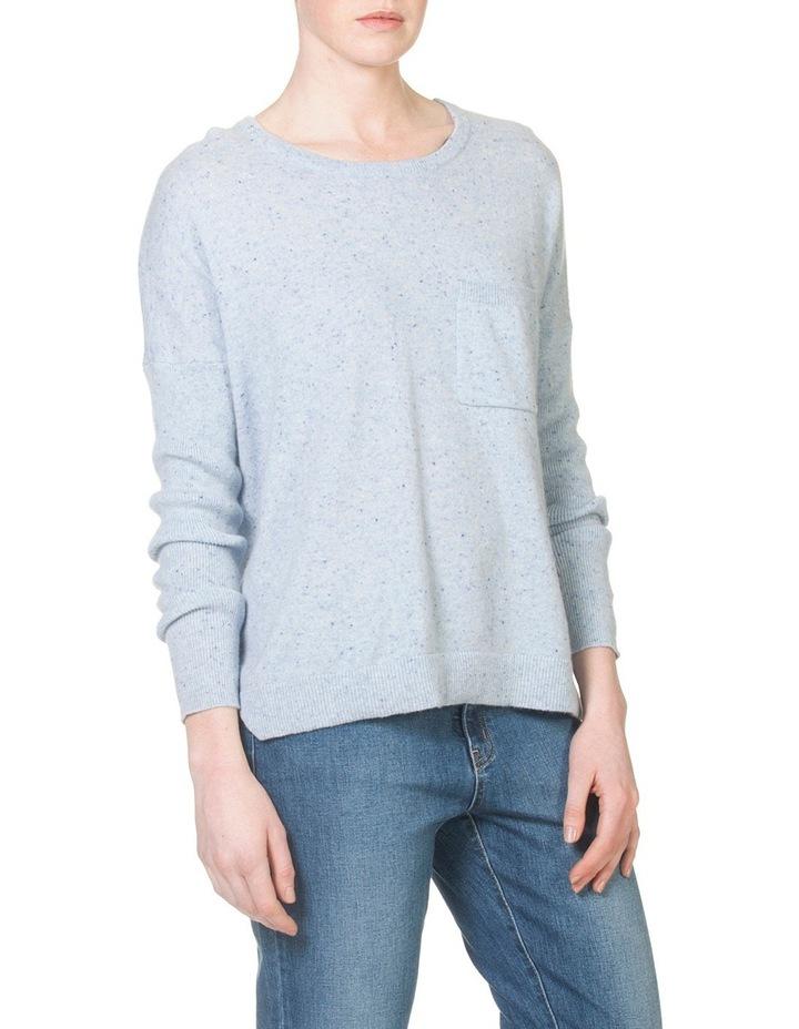 Cashmere Box Sweater image 2