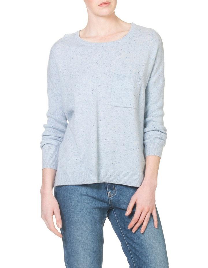 Cashmere Box Sweater image 3