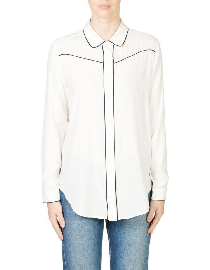 Western Silk Shirt image 1