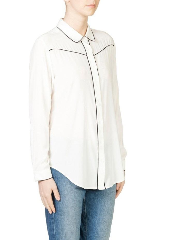 Western Silk Shirt image 2