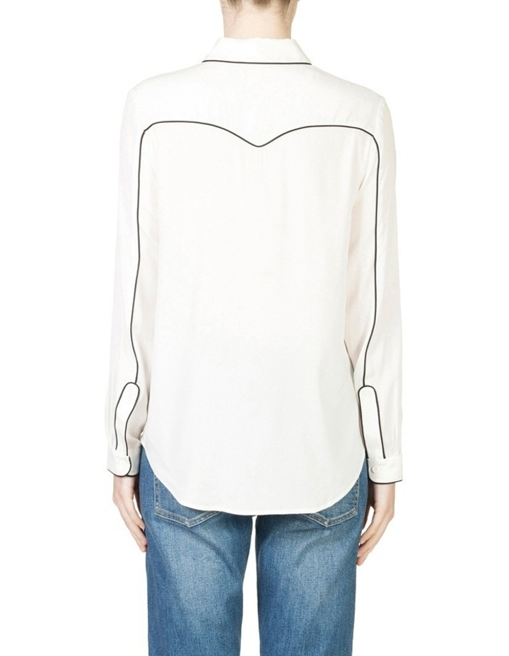 Western Silk Shirt image 3