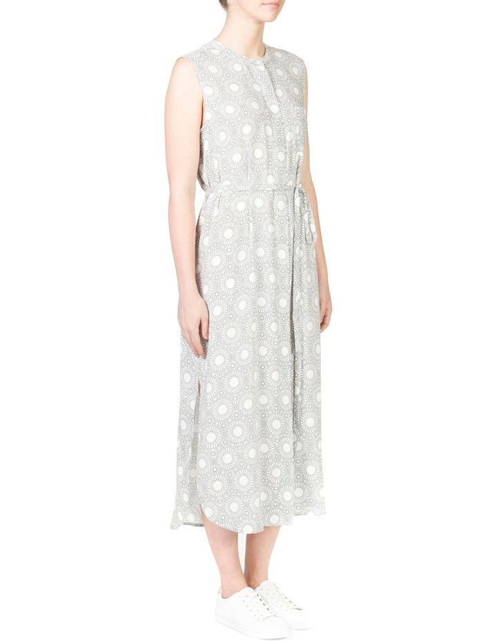 Sleeveless Button Through Dress image 2