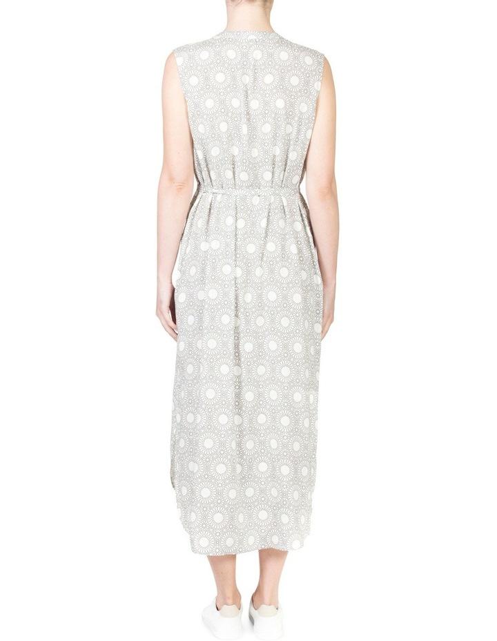 Sleeveless Button Through Dress image 3