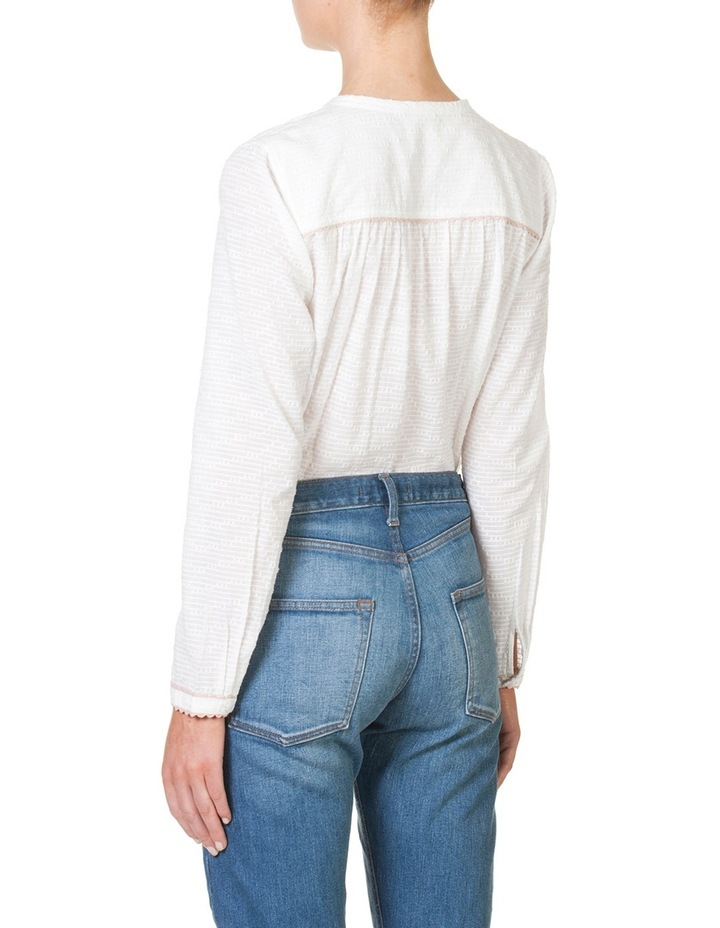 Tab Front Blouse image 3