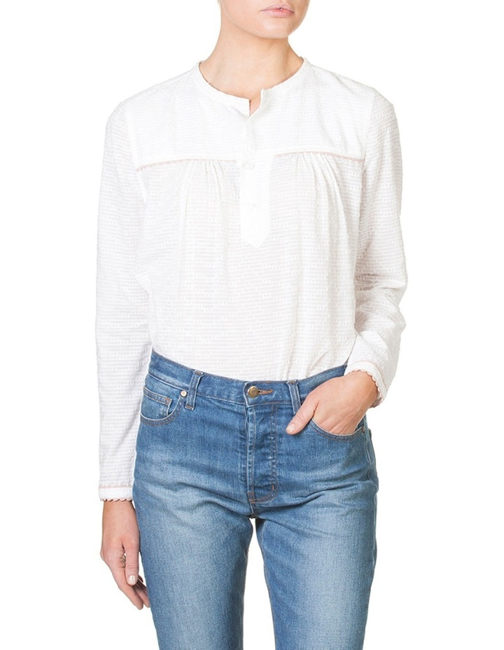 Tab Front Blouse image 4