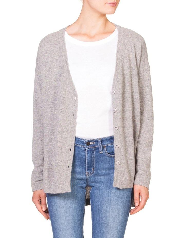 Cashmere Oversized Cardigan image 1