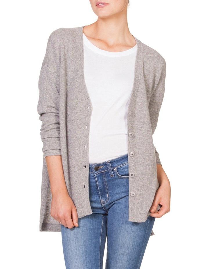 Cashmere Oversized Cardigan image 3