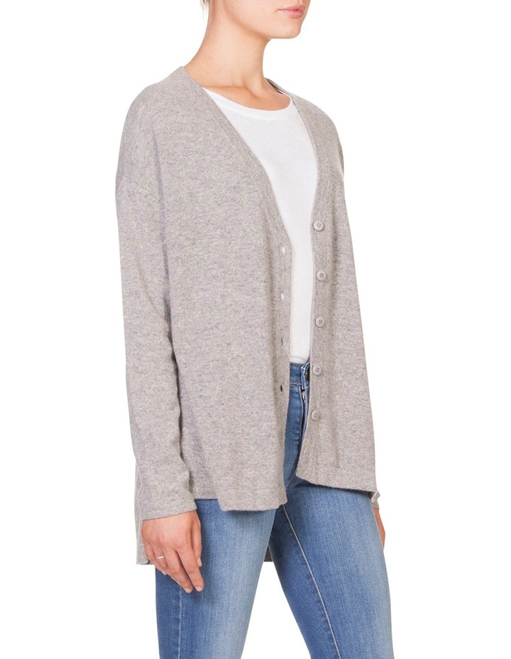 Cashmere Oversized Cardigan image 4