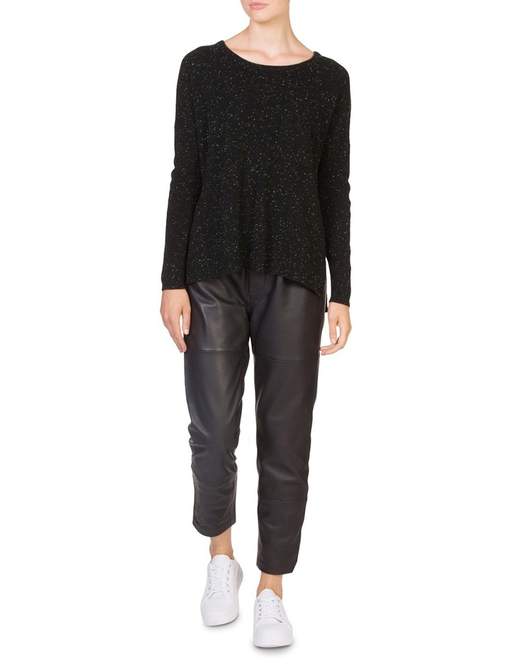 Leather Relaxed Pant image 2