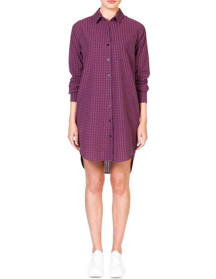 Cotton Shirt Dress image 2