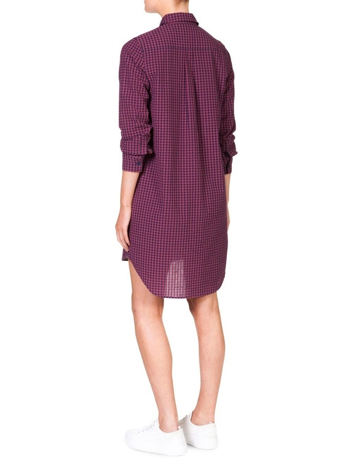 Cotton Shirt Dress image 4