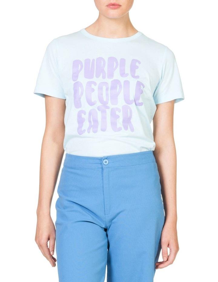 Purple People Eater Tee image 1