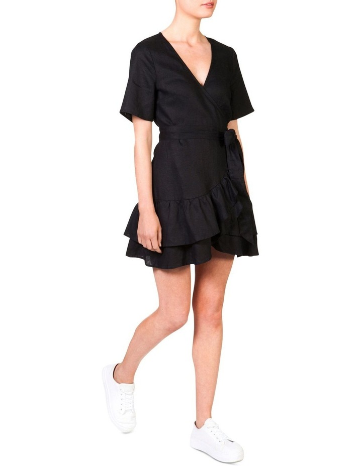 Wrap Frill Dress image 2