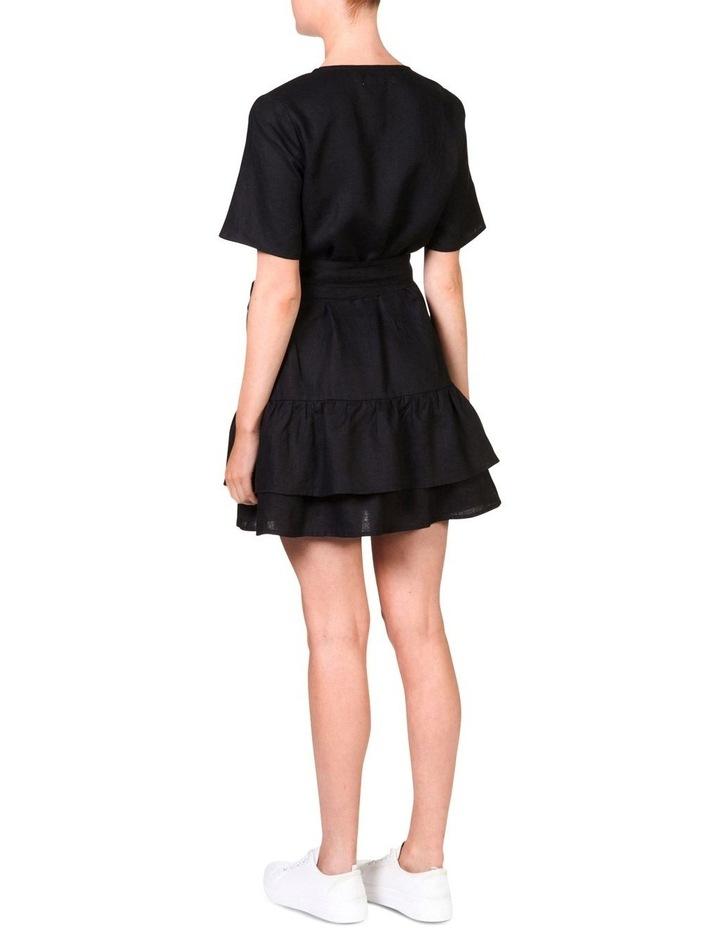 Wrap Frill Dress image 3