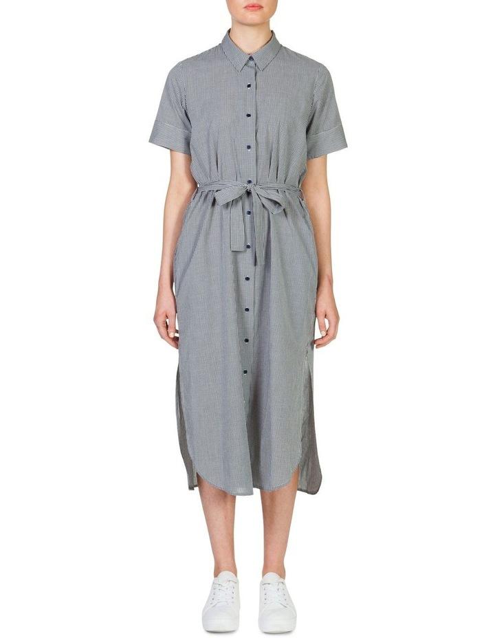 Maxi Shirt Dress image 1