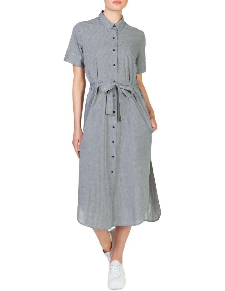 Maxi Shirt Dress image 2