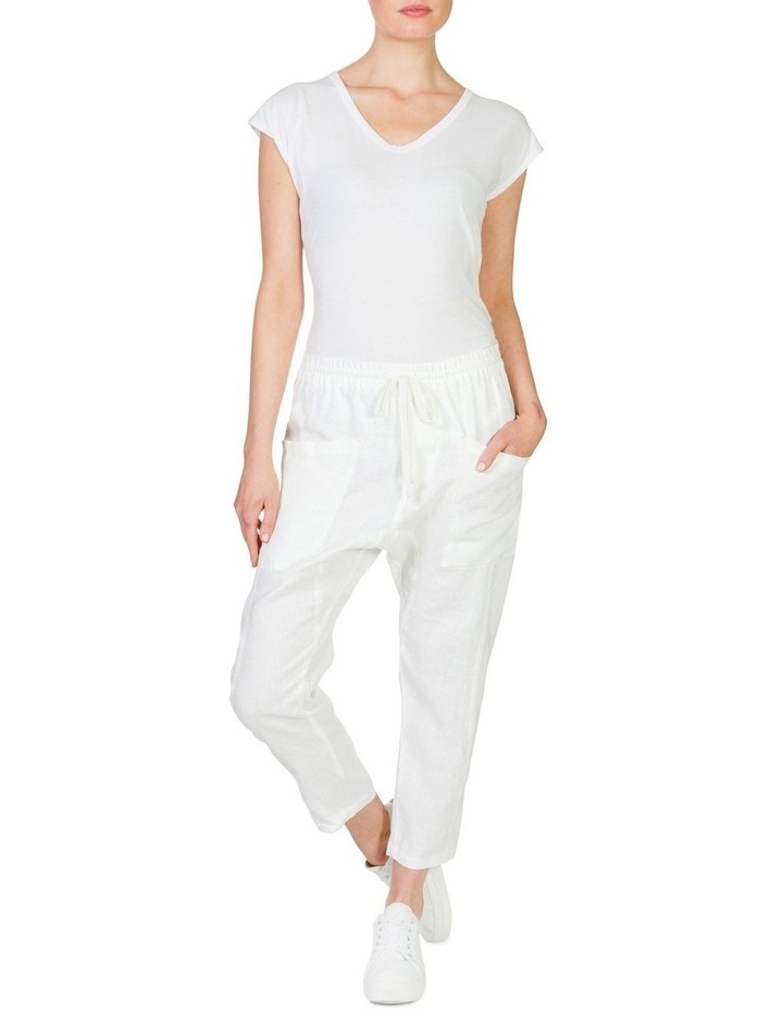 Linen Pocket Pant image 1