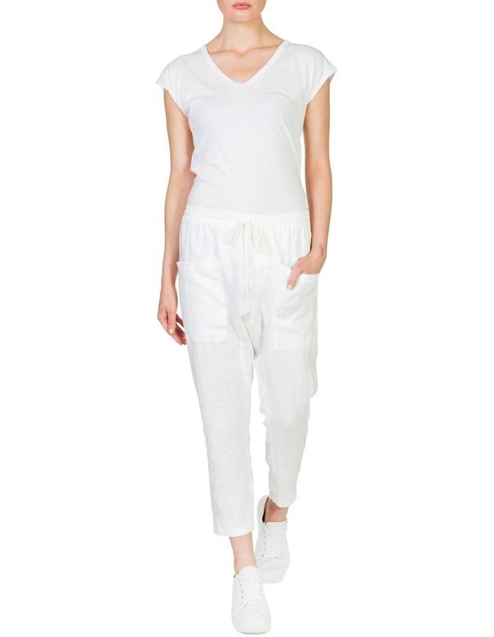 Linen Pocket Pant image 2