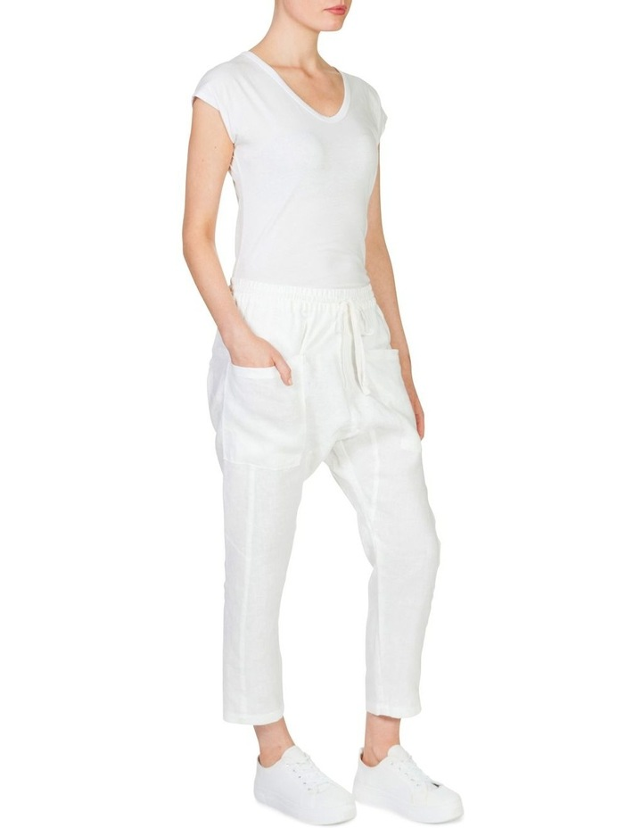 Linen Pocket Pant image 3