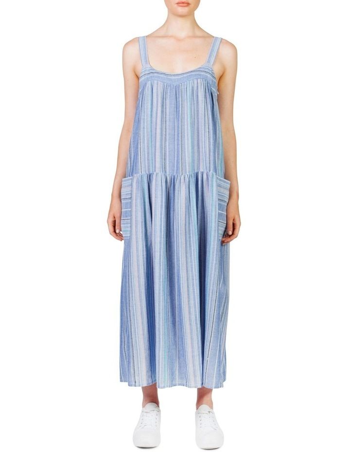 Summer two strap dress image 1