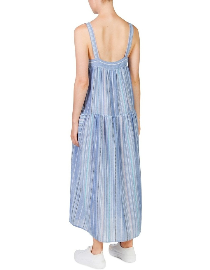 Summer two strap dress image 4