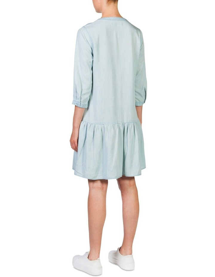 Chambray dress image 2