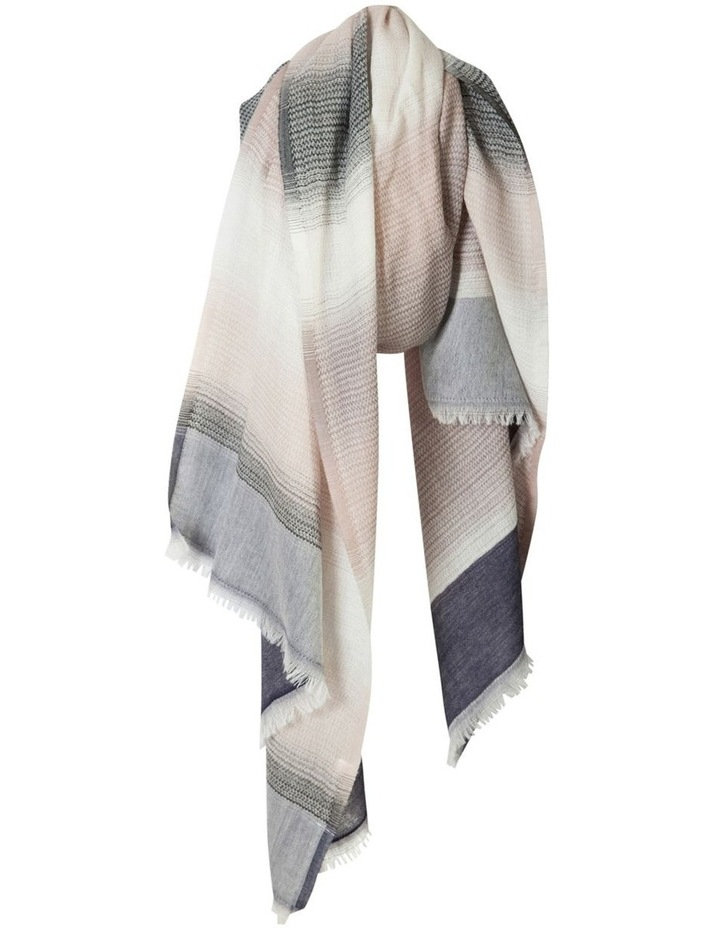 Woven Wool Scarf image 1