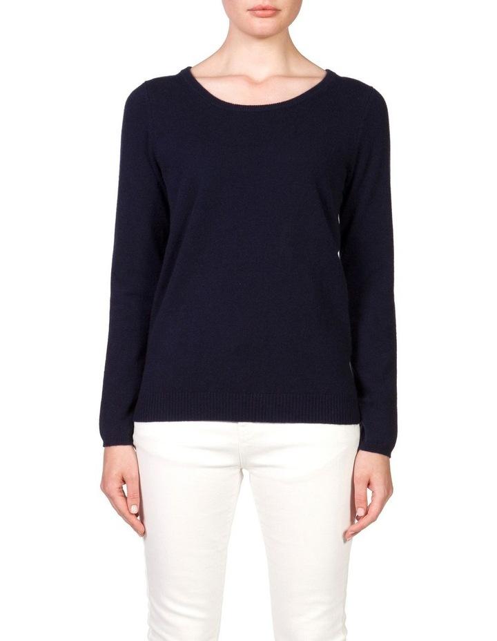 Cashmere Boyfriend Sweater image 1