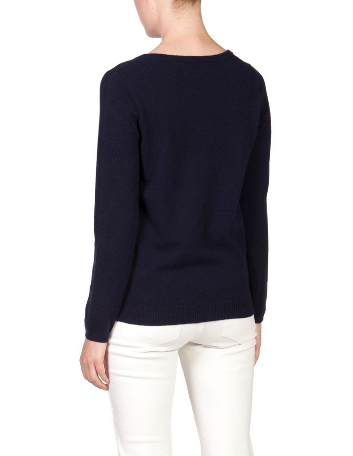 Cashmere Boyfriend Sweater image 2