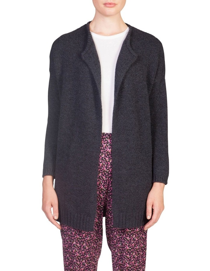Merino Long Cardigan image 1