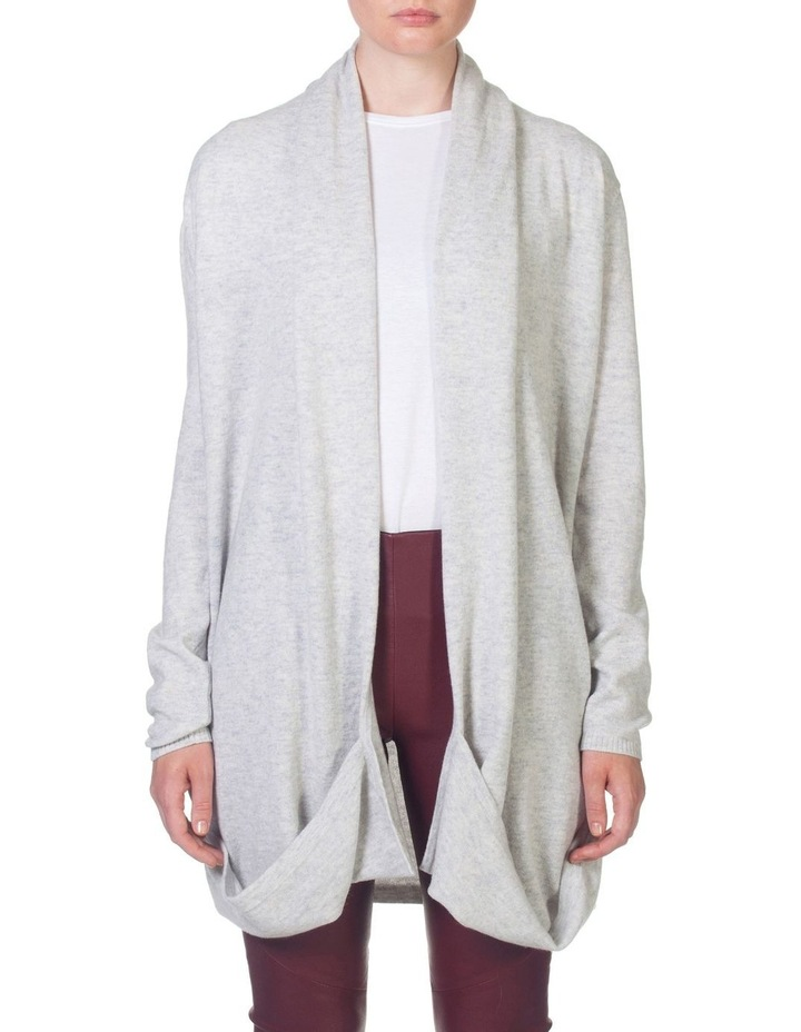 Pocket Wool Cashmere Cardigan image 1