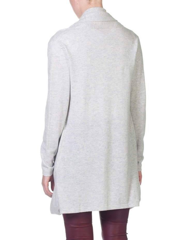 Pocket Wool Cashmere Cardigan image 2