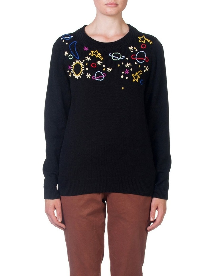 COSMOS SWEATER image 1