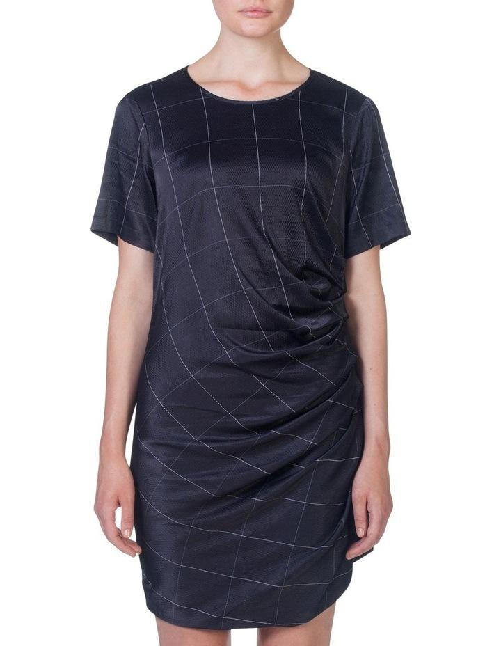 Side Gathered Dress image 1