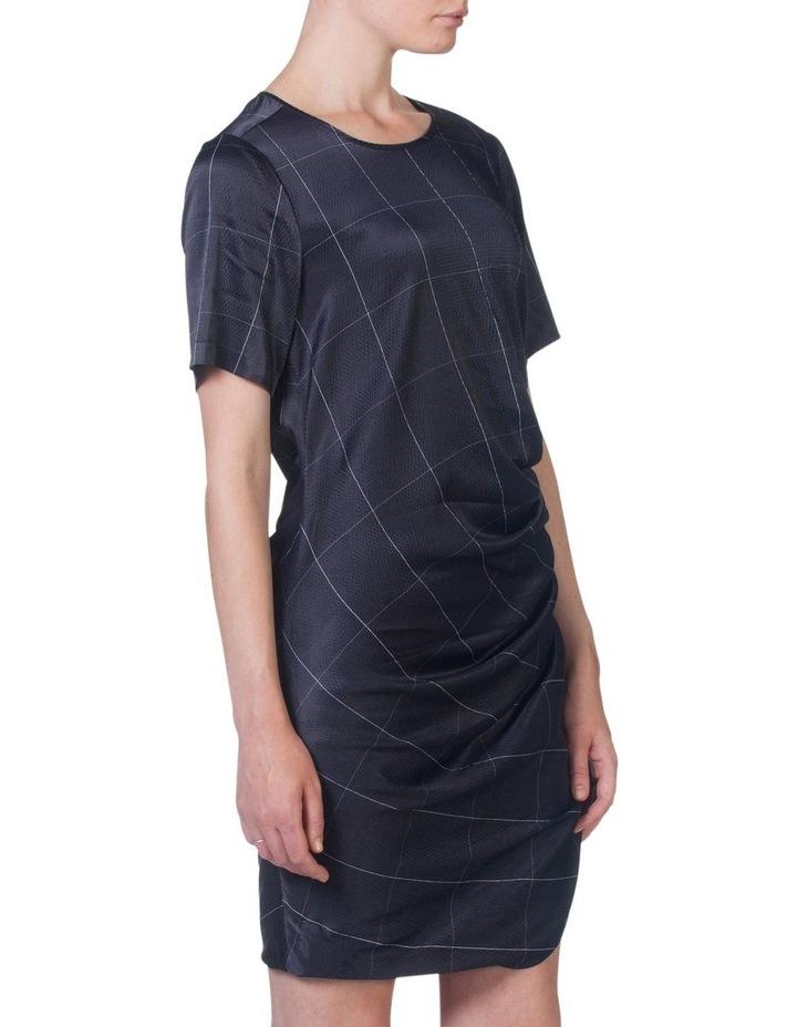 Side Gathered Dress image 2