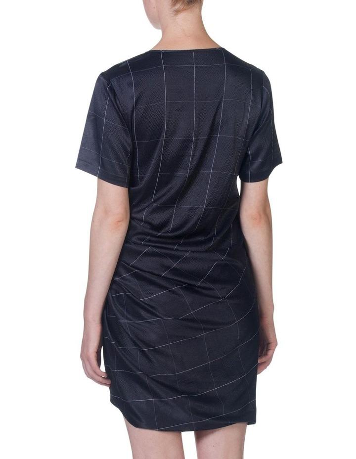 Side Gathered Dress image 3