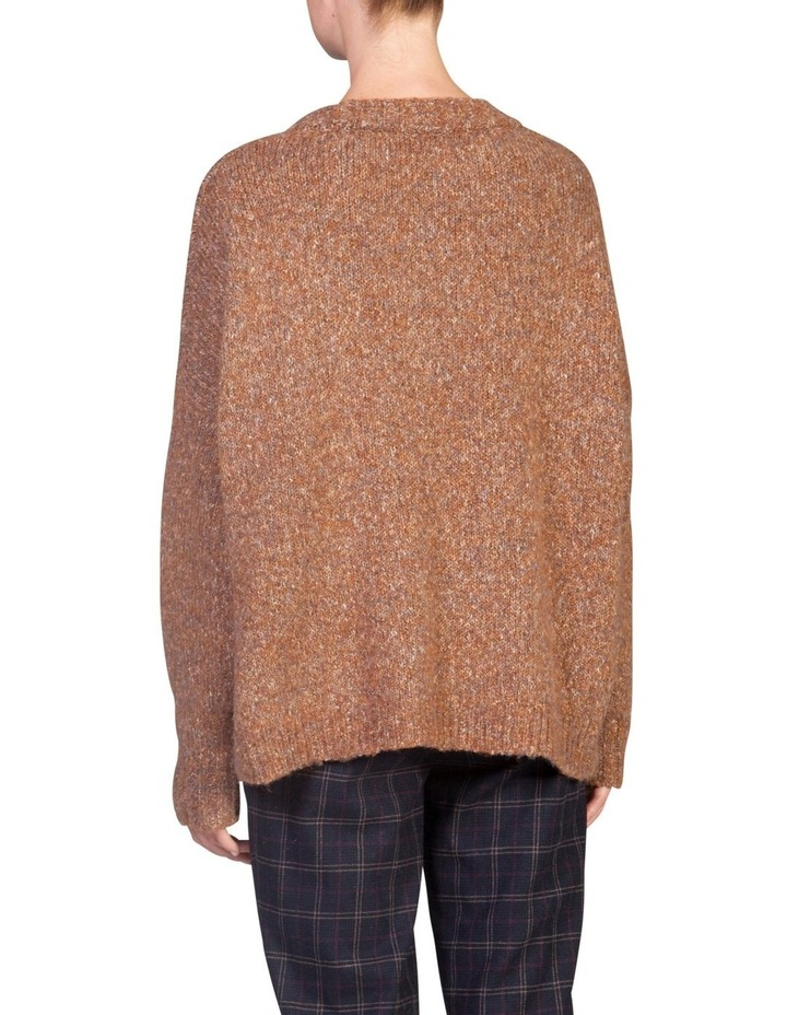 Oversized Crew Knit image 2