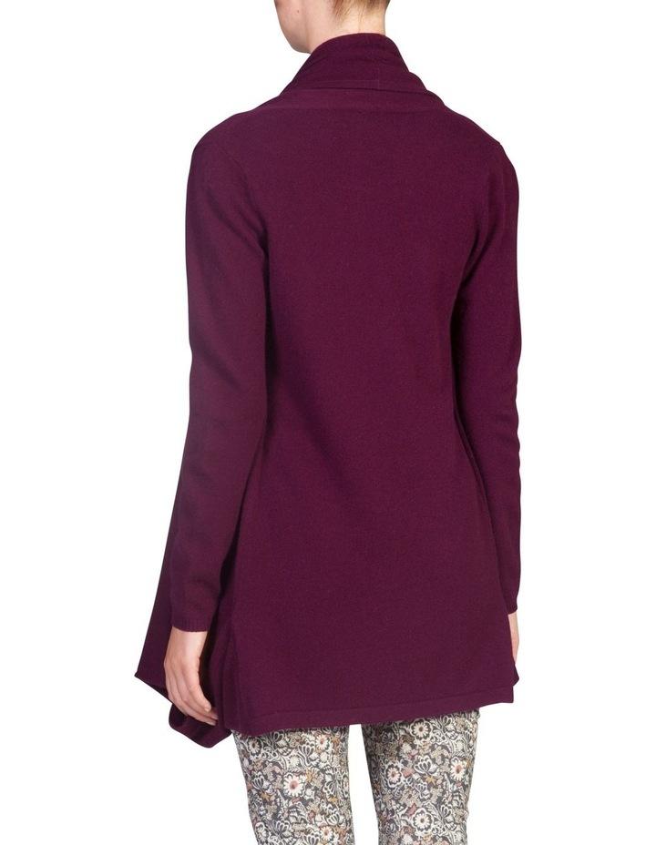 Pocket Wool Cashmere Cardigan image 2