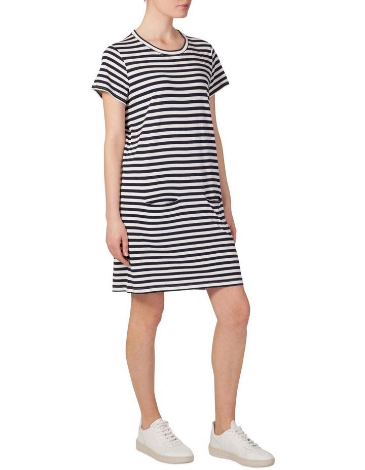 CM Stripe Dress image 2