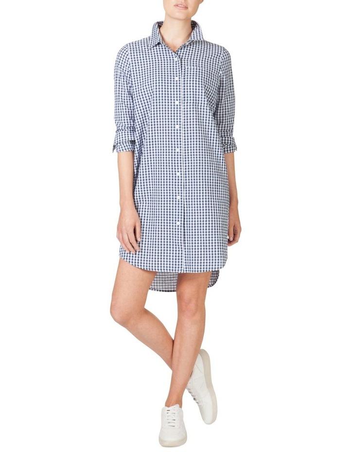 Cotton Shirt Dress image 1
