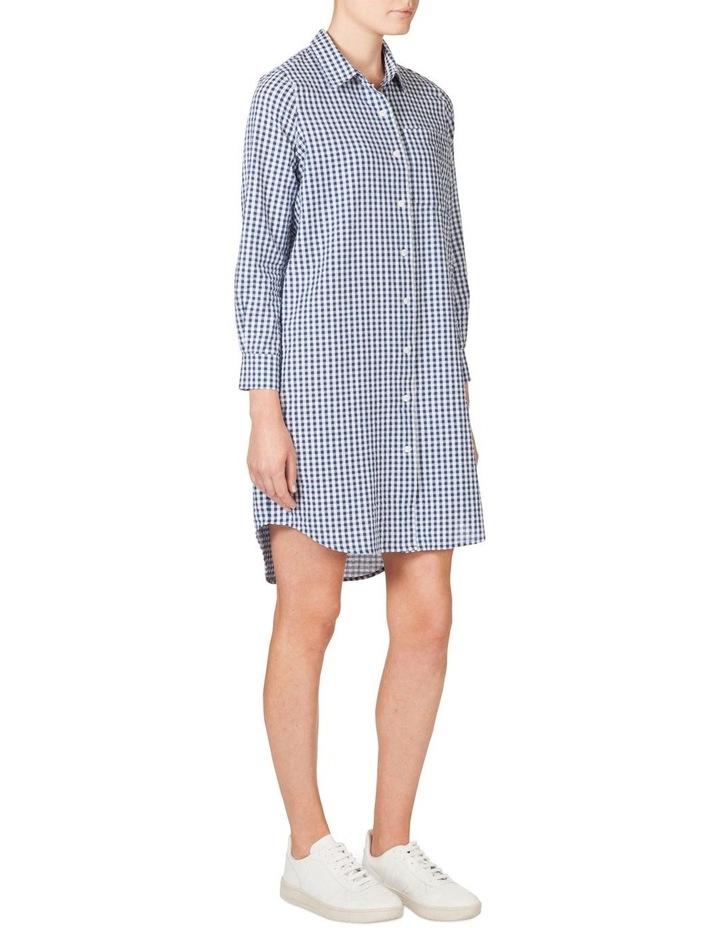 Cotton Shirt Dress image 2