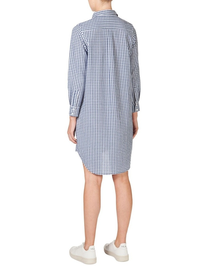 Cotton Shirt Dress image 3