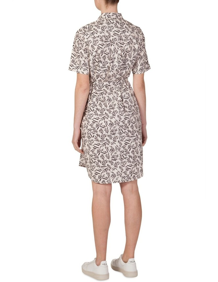 Short Sleeve Shirt Dress image 2