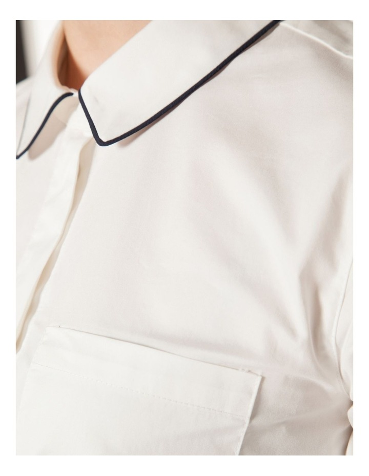 Piped Detail Shirt image 3