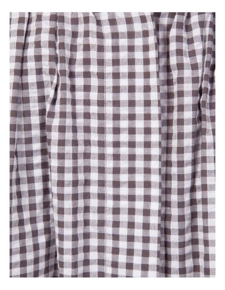 Cotton Button Through Skirt image 4