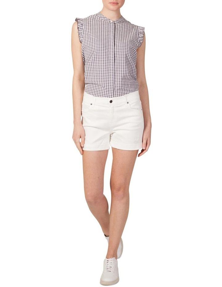 Frill Detail Sleeve Shirt image 1