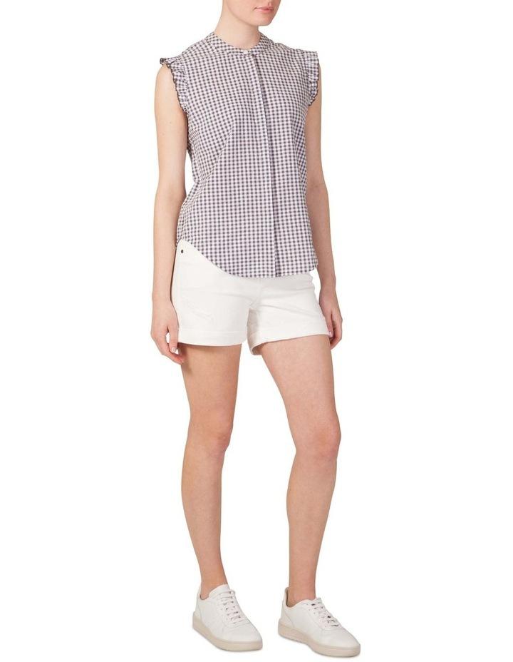 Frill Detail Sleeve Shirt image 2