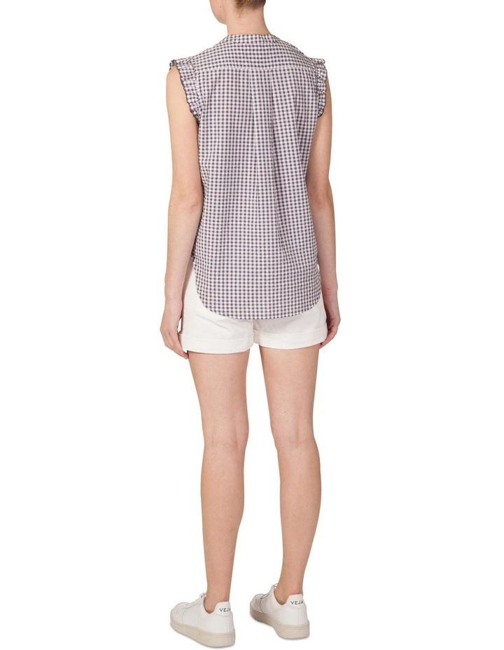 Frill Detail Sleeve Shirt image 3